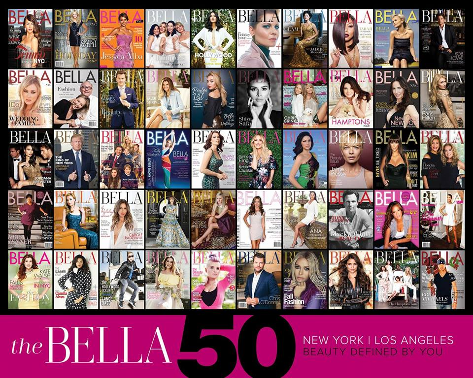 BELLA NYC Magazine